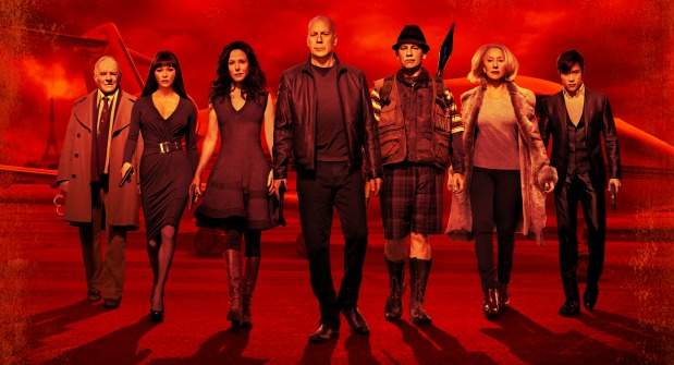 Competition – Win RED 2 on DVD