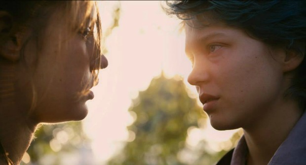 Review – Blue Is The Warmest Colour (La vie d'Adèle)