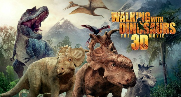 The best adventure of your life (Walking With Dinosaurs Feature)