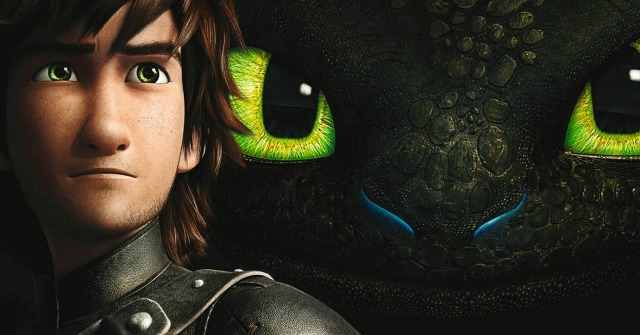 Hiccup And Toothless Return In New How To Train Your Dragon 2 Poster