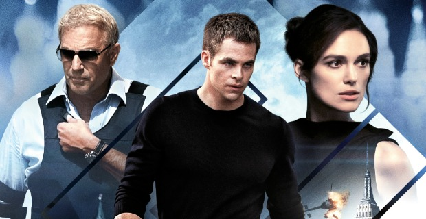 Jack Ryan: Shadow Recruit Gets New International Poster