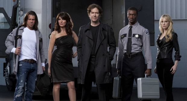 Win Season 4 of LEVERAGE On DVD