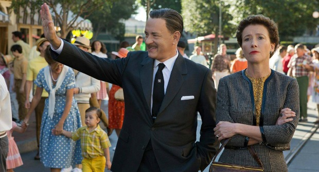 Review – Saving Mr Banks