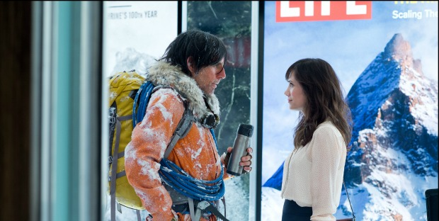 Watch Exclusive Clip For Secret Life Of Walter Mitty Out Now To Own