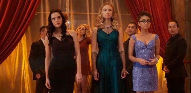 The UK Vampire Academy Trailer Bites Into Teen Vampire Genre