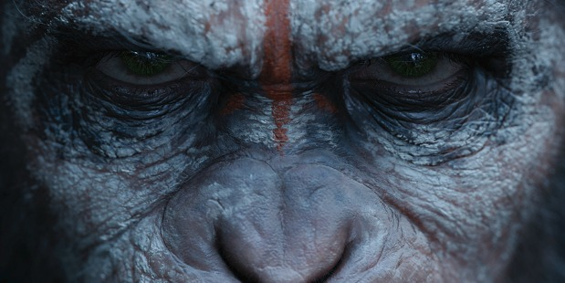 Hail Caesar! Hail New Dawn Of The Planet Of The Apes Posters