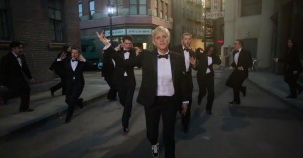 Oscars®- Ellen DeGeneres