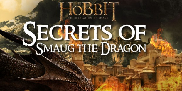 The Hobbit:The Desolation Of Smaug Infographic Is All About The Dragon