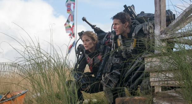 Live, Die, Repeat, Watch The UK Trailer For Edge Of Tomorrow Now!