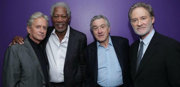 Films Featuring A-List Cast (Last Vegas Feature)