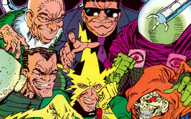 Sony Planning Sinister Six And Venom Spin-Off Films