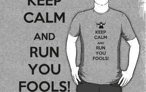 stay-calm-t-shirt