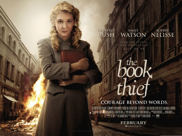 The courage helps Liesel to keep a soul pure (the Book Thief)