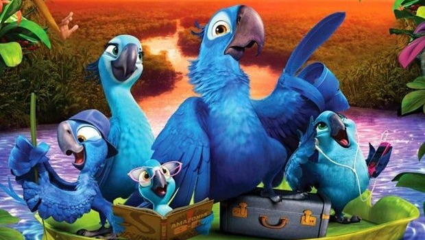 Watch The Rio 2 Themed New Year Celebration Sizzle Reel