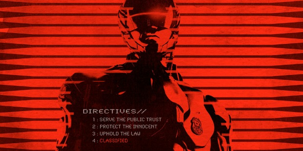 IMAX Pay Homage To Robocop With New Retro Style Poster