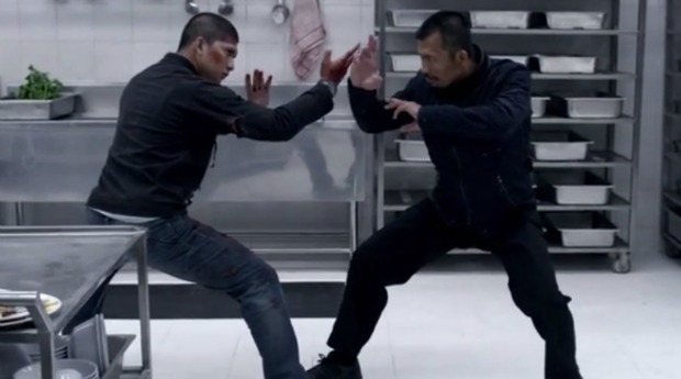 Awesome New The Raid 2 :Berandal Trailer Attacks Your Mind, Body, Soul