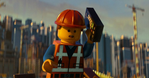 Everything Is Awesome In The First Lego The Movie TV Spot