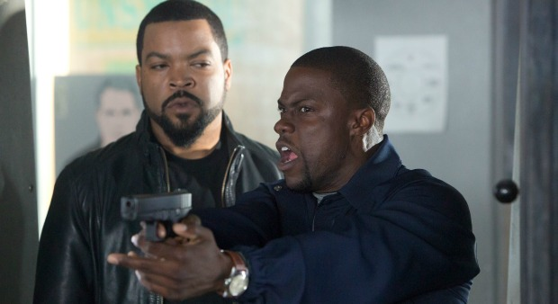 You Want The Hammer?! Then Watch The UK Trailer For Comedy Ride Along