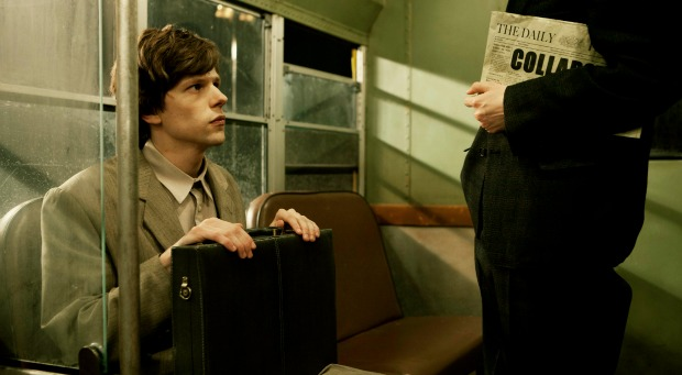 Jesse Eisenberg Meets His Otherself In UK Full Trailer For The Double