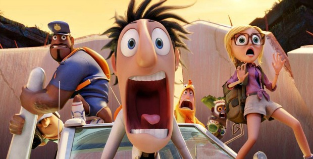 Blu-ray Review – Cloudy With a Chance of Meatballs 2