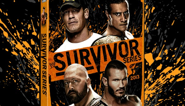 Win WWE Survivor Series 2013 on DVD