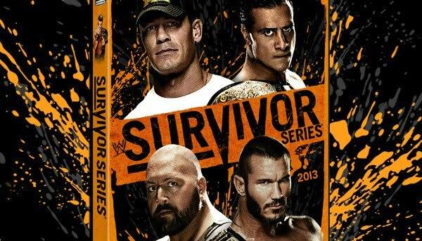 Win WWE Survivor Series 2013 on DVD