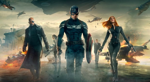 Film Review – Captain America: The Winter Soldier