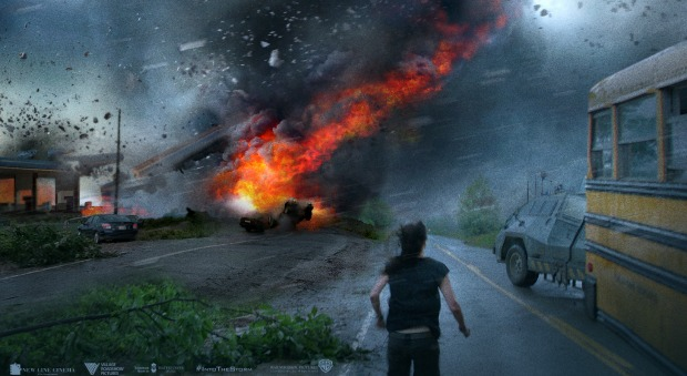 Warner Tease Us With A Text Friendly Into The Storm UK Teaser Trailer