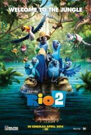 Rio 2-UK-Poster