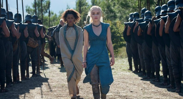 """TV Review – Game of Thrones Season 4 Premiere """"Two swords"""" (4th April 2014)"""