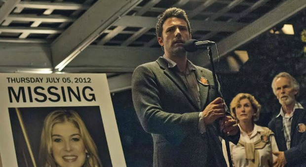 David Fincher's Gone Girl UK Trailer Has Ben Affleck On The Run