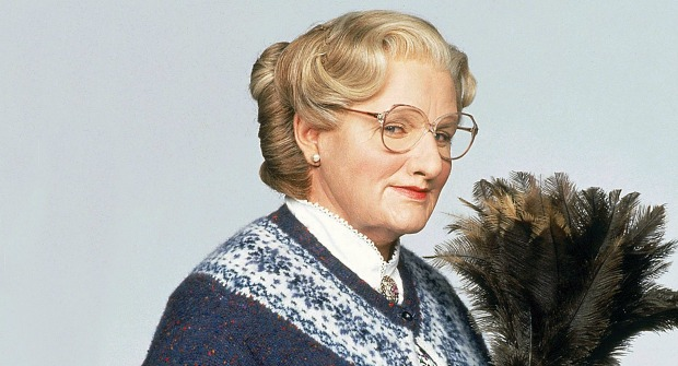 Robin Williams To Be Back In Drag For Mrs Doubtfire 2?
