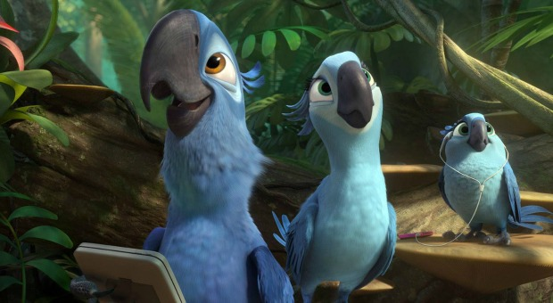Film Review – Rio 2 (2014)