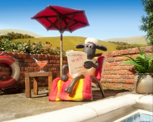 It's Looking Baad For Shaun In Aardman's Shaun The Sheep First Trailer