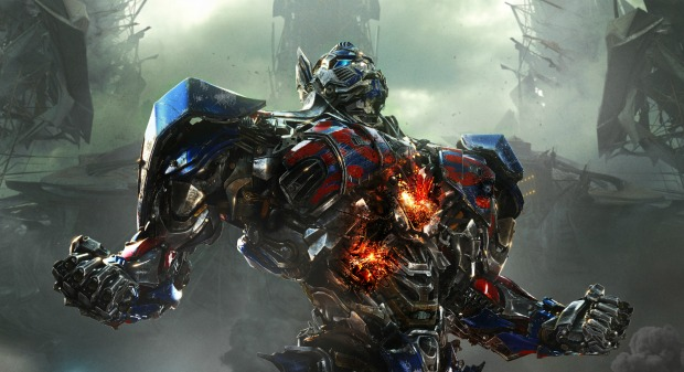 Stand Together! Watch New Transformers:Age Of Extinction Trailer