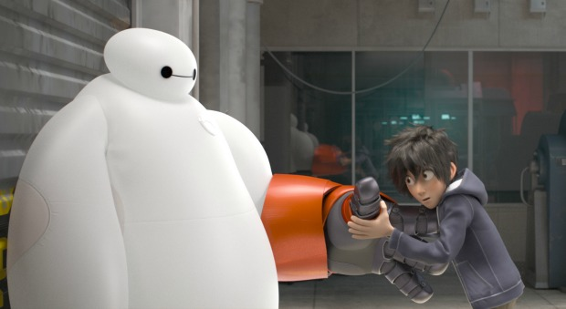 Boot Up And Watch New Trailer For Disney's Big Hero 6