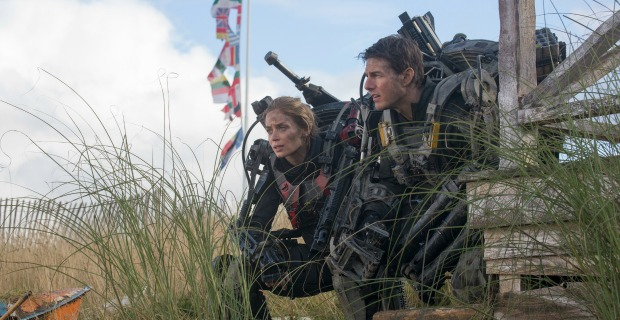 Film Review – Edge Of Tomorrow (2014)