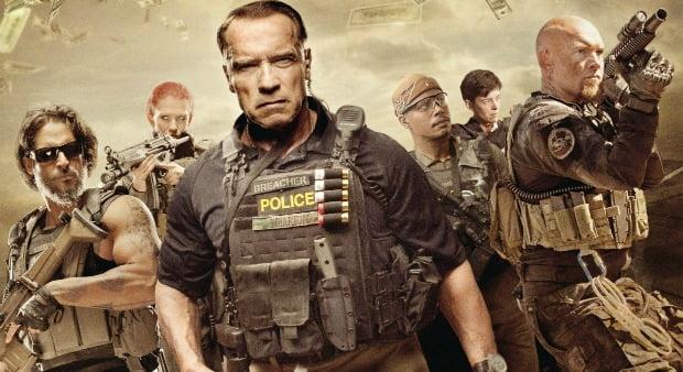 Film Review – Sabotage (2014)