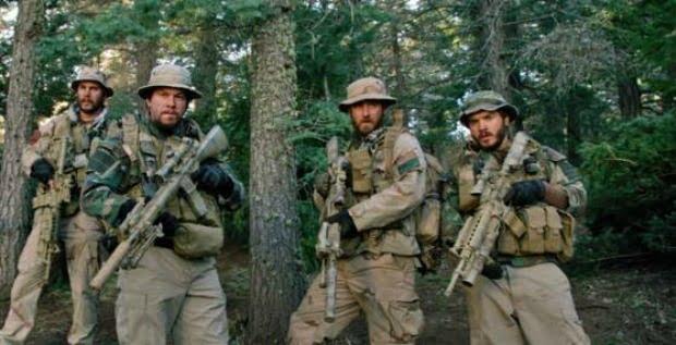 DVD Review – Lone Survivor (2013)