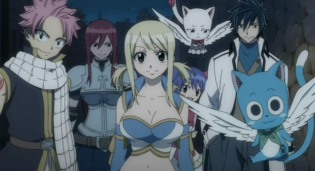 Anime Giveaway – Win Fairy Tail The Movie: Phoenix Priestess