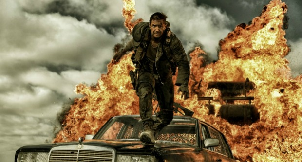 San Diego Explodes With Mad Max: Fury Road Comic Con Trailer