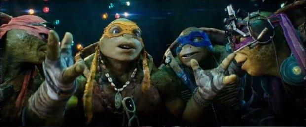 Let's Rockin' Roll In New Teenage Mutant Ninja Turtles TV Spot