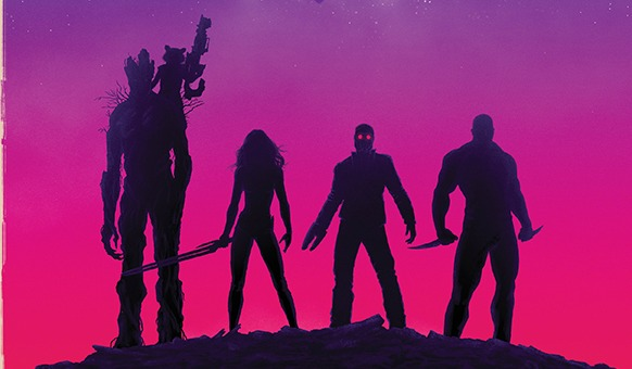 Win Limited Edition Imax Guardians Of The Galaxy Posters