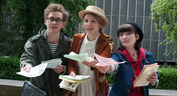 Film Review – God Help The Girl (2014)