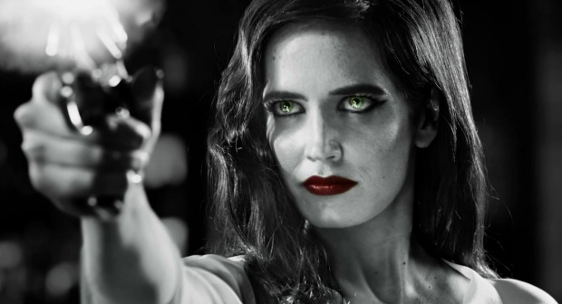 Eva Green Too Sexy For TV Spot, Trailer For Sin City: A Dame To Kill For
