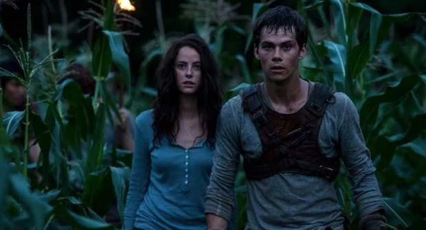 Someone's Watching In The Maze Runner Trailer, Featurettes