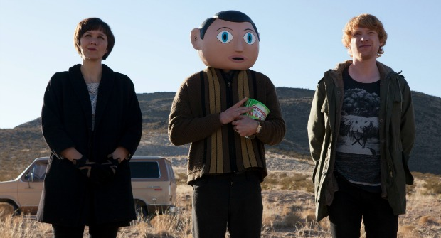 DVD Review – Frank (2013)