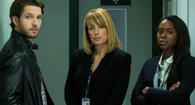 Win Suspects Series One on DVD