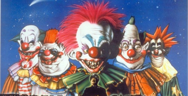 Blu-ray Review – Killer Klowns from Outer Space (1989)