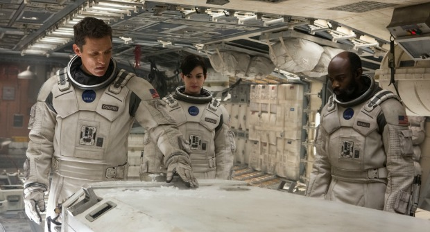 Interstellar Wins Best Film, Best Director 20th Jameson Empire Awards